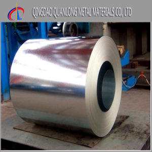 Hot Dipped Cold Rolled Galvanized Steel Coil pictures & photos
