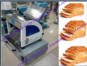 Automatic Stainless Steel Bread Slicing Industrial Bread Slicer Machine pictures & photos
