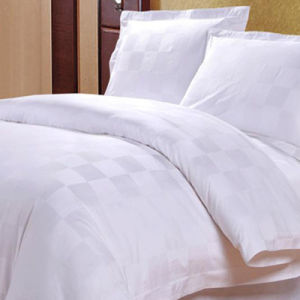 100% Cotton Hotel Bedding Set (BE-003) Ome Manufacturer of Linen Products pictures & photos