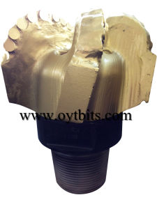 PDC Bit 9 1/2′′ IADC M1955 Matrix Body/PDC Bit pictures & photos