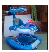 Hot Sell 2 in 1 Baby Walker with Tent Bw-039 pictures & photos