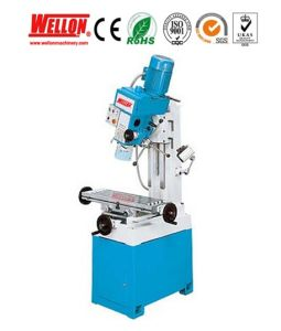 Ecnomic Drilling Milling Machine (Vertical MIlling Machine ZX50C ZX50CF) pictures & photos