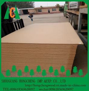 2mm High Quality Plain MDF Board pictures & photos