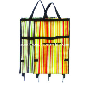 Foldable Shopping Bag Trolley (XY-415D) pictures & photos