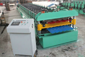 Automatic Corrugated Sheet Machine/1050 Wall & Roof Panel Machine pictures & photos