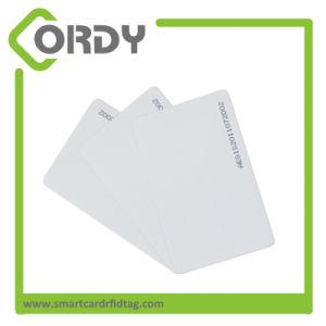 125kHz card RFID PVC White Blank TK4100 EM4100 H4200 EM4200 pictures & photos