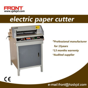 Electric Paper Cutter Machine (G450VS+) pictures & photos