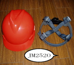ABS Safety Construction Ratchet Coal Mine Helmet Hard Hats (JM252O) pictures & photos