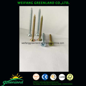 Chipboard Screws for Good Quality Furniture pictures & photos