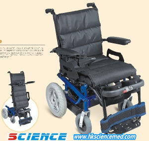 Standing Steel Power Wheelchair Sc-Ew11 (2) pictures & photos