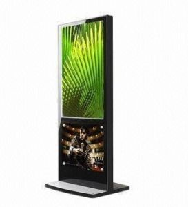 37inch Floor Standing LCD Display Kiosk