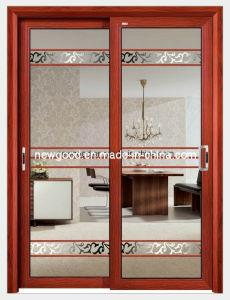 Aluminum (Aluminium) with Glass Sliding Door / Windows pictures & photos