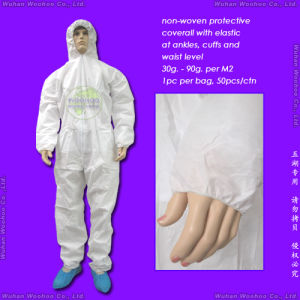 Disposable PP Coverall pictures & photos