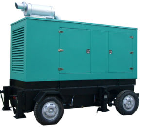 1MW-50MW Diesel Gas Hfo Fuel Electricity Mobile Power Plant pictures & photos