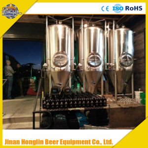 200L Beer Microbrewery Equipment with Conical Fermenter Tank pictures & photos