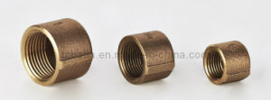CE Dvge Certificated Nonlead Brass & Bronze Pipe Cap C87800 C89833 pictures & photos