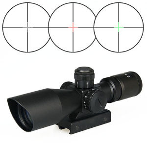 2.5-10*40L Optical Rifle Scope for Hunting and Shooting pictures & photos
