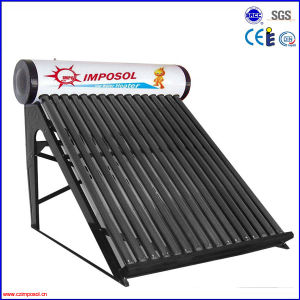 Best High Quality 200L Solar Water Heater System in China pictures & photos