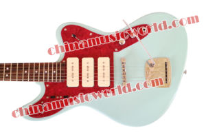 Afanti Music Jazz Master Style Electric Guitar (AJA-175) pictures & photos