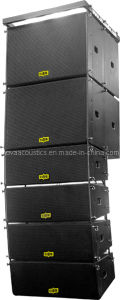 Double 10 Inch Compactive Line Array (CA-0010) pictures & photos