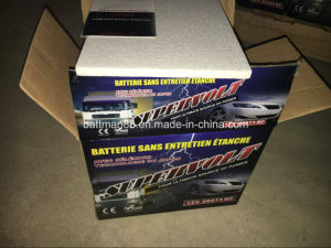 Super Volt 56073mf 12V60ah Maintenance Free Car Battery pictures & photos