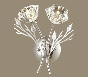 Newest Fashion Modern Flower Crystal Wall Lamp Bx-0825/1 pictures & photos