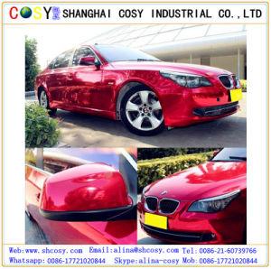 1.52*20m Good Stretchable Car Wrap Vinil / Vinyl Chrome Air Bubble Film pictures & photos