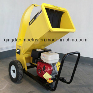 2017 New Design High Quality 100mm Wood Chipper Shredder with Ce Certificate pictures & photos