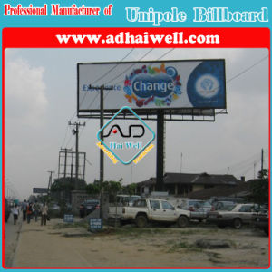 Double Sides Steel Structure Outdoor Advertising Spectacular Billboard pictures & photos