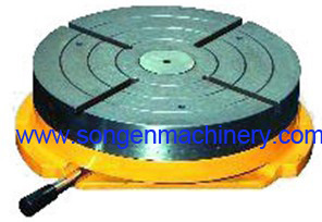 200-400mm Turntable Od Equal Indexing Rotary Table pictures & photos