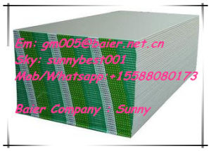 1200 * 2400mm Partation Wall Plaster Board for Ceiling Making pictures & photos