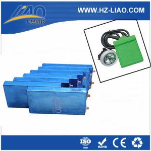 3.2V 12ah Lithium Ion Battery for Headlamp / Miner′s Lamp / Emergency Light (LAF3.2V/12AH)