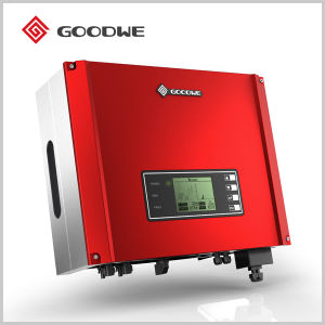 3 Phase DC to AC Solar Inverter