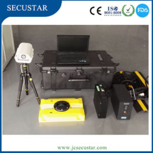 Laptop Control Mobile Under Vehicle Inspection Systems