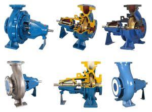 DIN Standard End Suction Pump pictures & photos