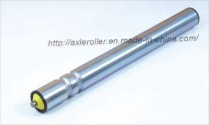 Double Groove Steel Roller for Conveyor
