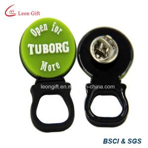 Wholesale Lapel Pin Soft PVC Rubber Badge Holder pictures & photos