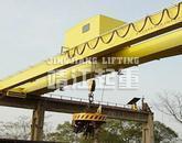 Electromagnetic Bridge Crane with ISO 9001
