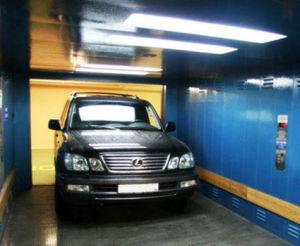 Cabin Design for Car Elevator Fjhq2000 pictures & photos