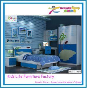 MDF Kid Furniture Bunk Beds Y310