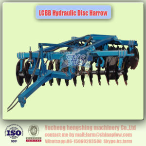Hydraulic Trailed Heavy Duty Offset Disc Harrow pictures & photos