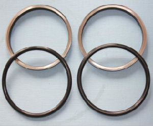 High Quality Alloy Floating Oil Seal Ring pictures & photos