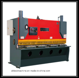 High Precision Good CNC Controller Cutter Machine Shearing Machine pictures & photos