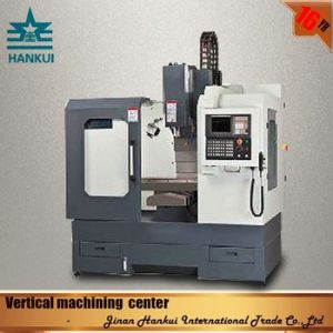 High Speed Vertical Machining Center (VMC 650L) pictures & photos