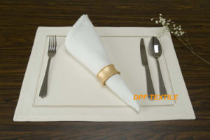 100% Hot-Selling Polyester Placemat (DPR6113) pictures & photos