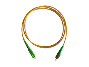 FC/APC-Sc/APC Fiber Optic Patch Cord pictures & photos
