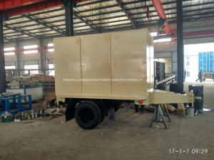 Customized Arch Steel Building Roll Forming Machine pictures & photos