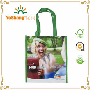 PP Non Woven Bag Promotional PP Woven Bag Full Printing Bag pictures & photos