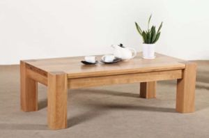 Oak Wood Coffee Table Garden Table (M-X1077) pictures & photos