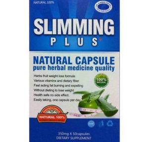 Slimming Plus 100% Natural Diet Pills (50 capsules) pictures & photos